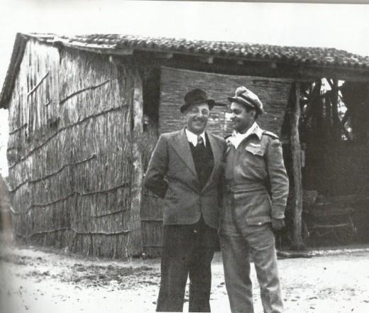 DANILO Marques visita