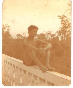 Relax na Escola de Especialistas em 1977. Tempos bons que não voltam mais.