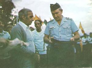 16-VICENTE Mateus & o Comandante