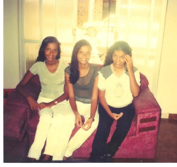 FERNANDA, Charlene & Aline