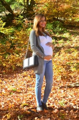 Fernanda grávida