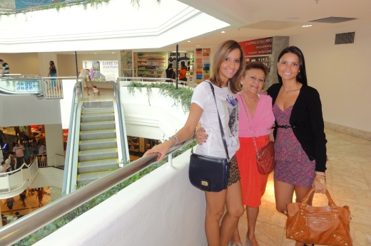 GÊMEAS no shoping