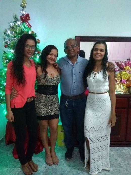 Walter e família