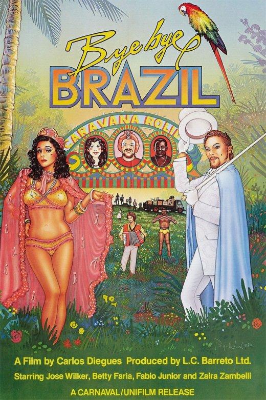BYE BYE Brasil