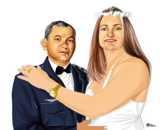 BERNARDETE e Antonio